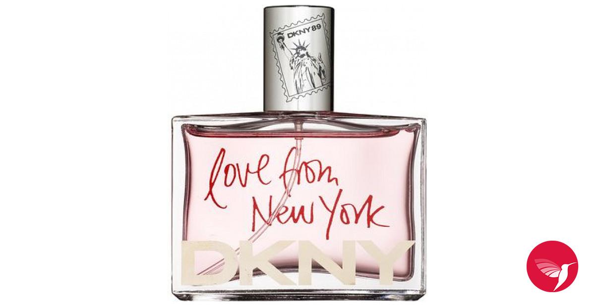 DKNY Love from New York for Women Donna Karan perfume - a ...
