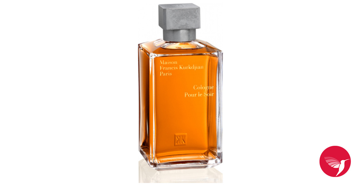 Cologne pour le soir maison francis kurkdjian parfum een for Absolue pour le soir maison francis kurkdjian