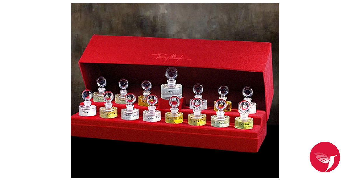 Le parfum mugler perfume a fragrance for women 2006 for Thierry mugler a travers le miroir
