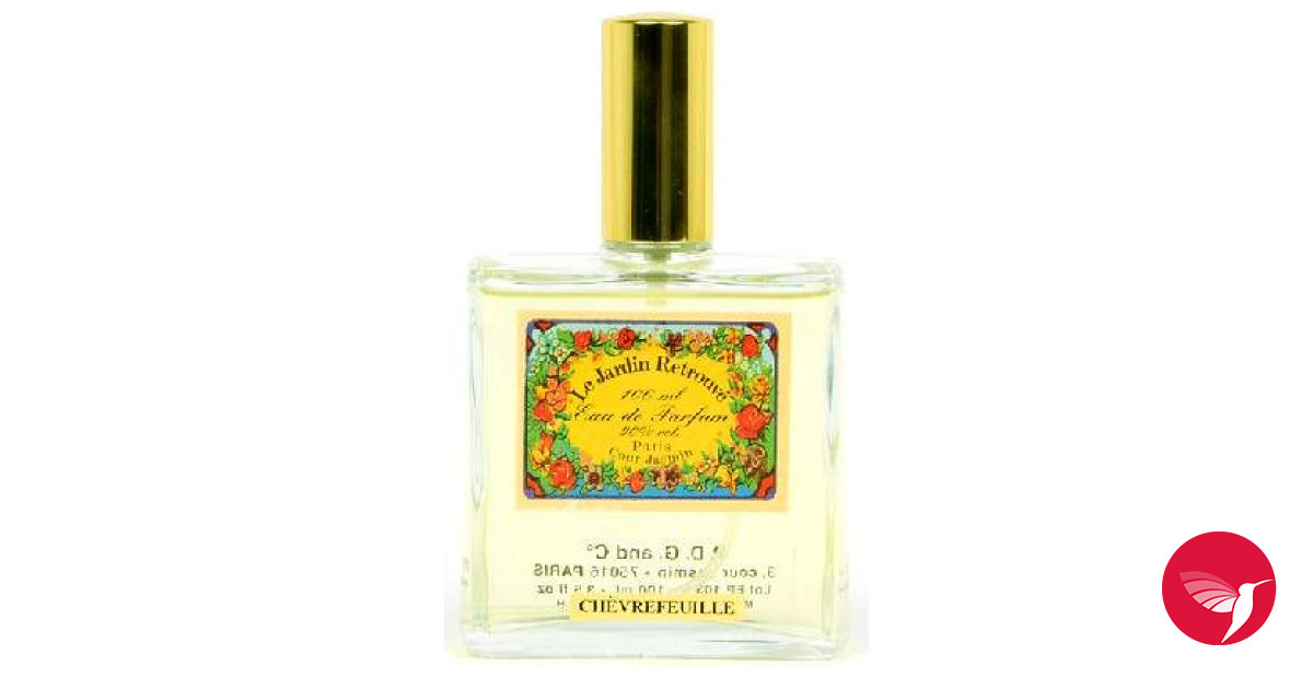 Chevrefeuille le jardin retrouve perfume a fragrance for for Ada jardin perfume