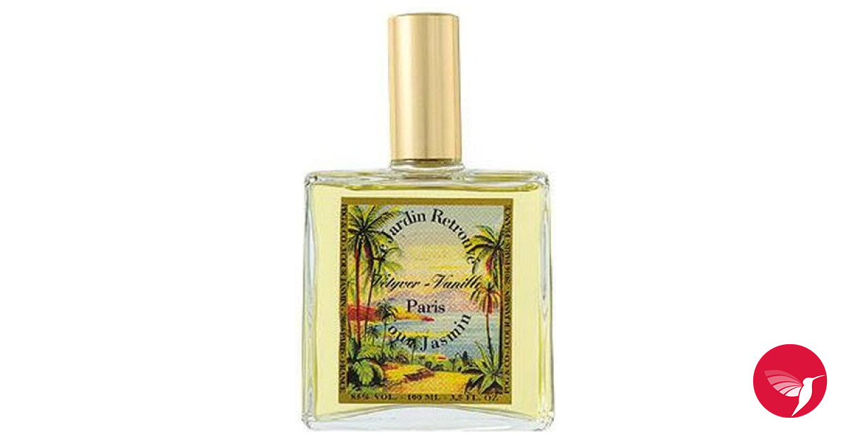 Vetyver vanille le jardin retrouve perfume a fragrance for Ada jardin perfume