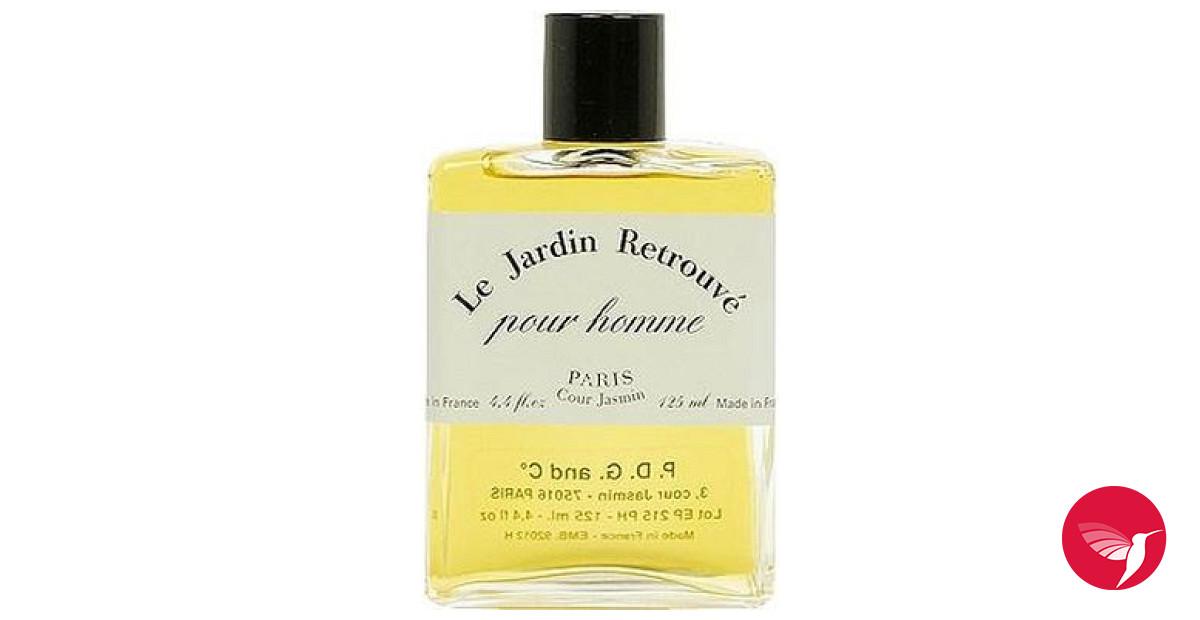 Pour homme le jardin retrouve cologne a fragrance for men for Ada jardin perfume