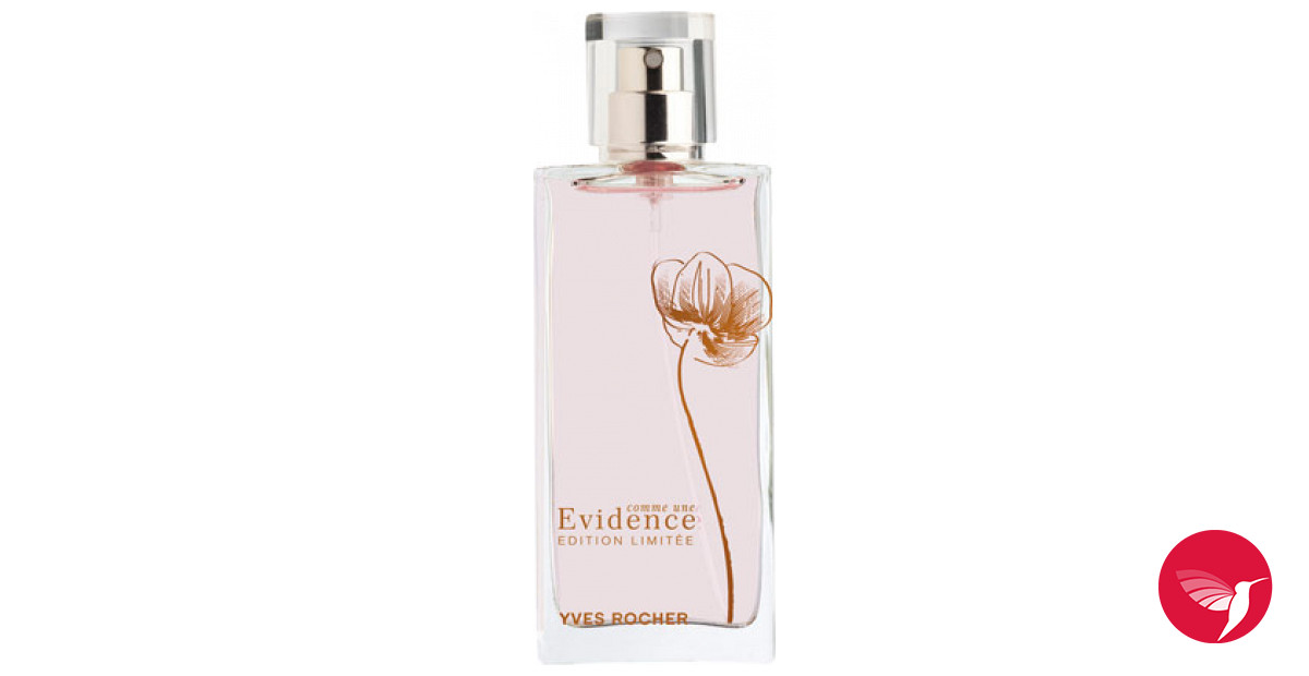 comme une evidence limited edition 2009 yves rocher parfum un parfum pour femme 2009. Black Bedroom Furniture Sets. Home Design Ideas