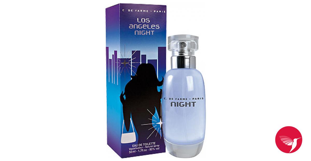 H Y Pure Nigth Filter: Los Angeles Night Corine De Farme Perfume