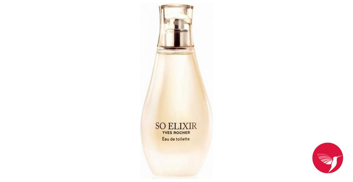 so elixir eau de toilette yves rocher parfum un parfum pour femme 2010. Black Bedroom Furniture Sets. Home Design Ideas