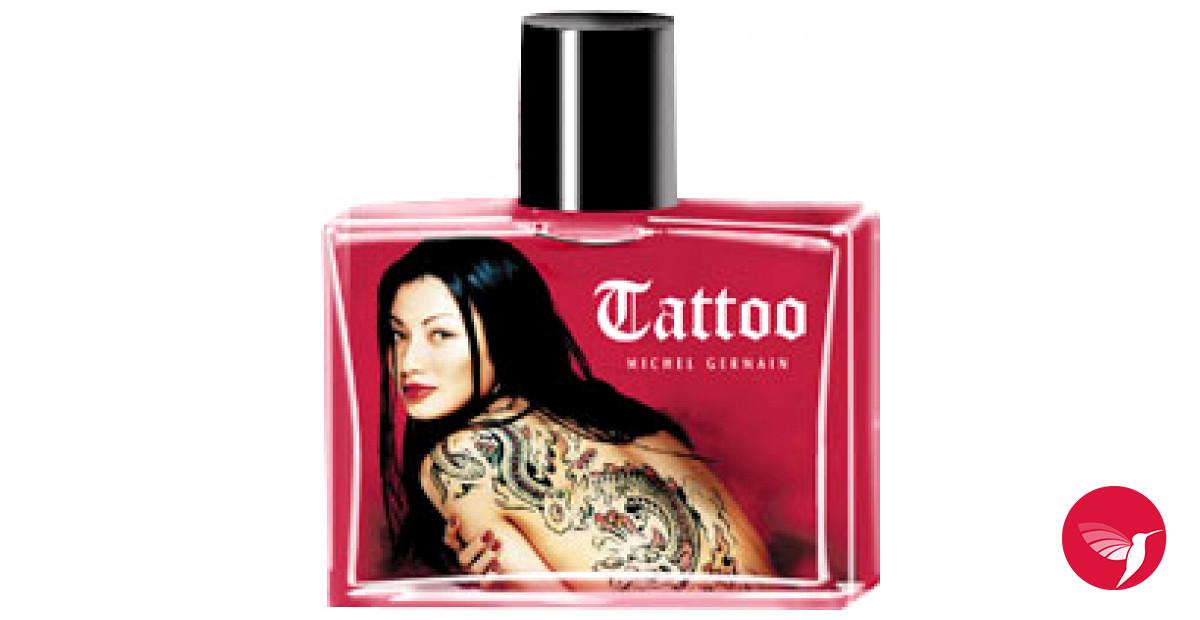 tattoo michel germain parfum ein es parfum f r frauen. Black Bedroom Furniture Sets. Home Design Ideas