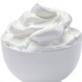 Milk Mousse