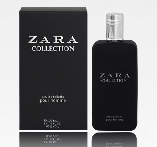 zara collection man zara cologne a fragrance for men. Black Bedroom Furniture Sets. Home Design Ideas