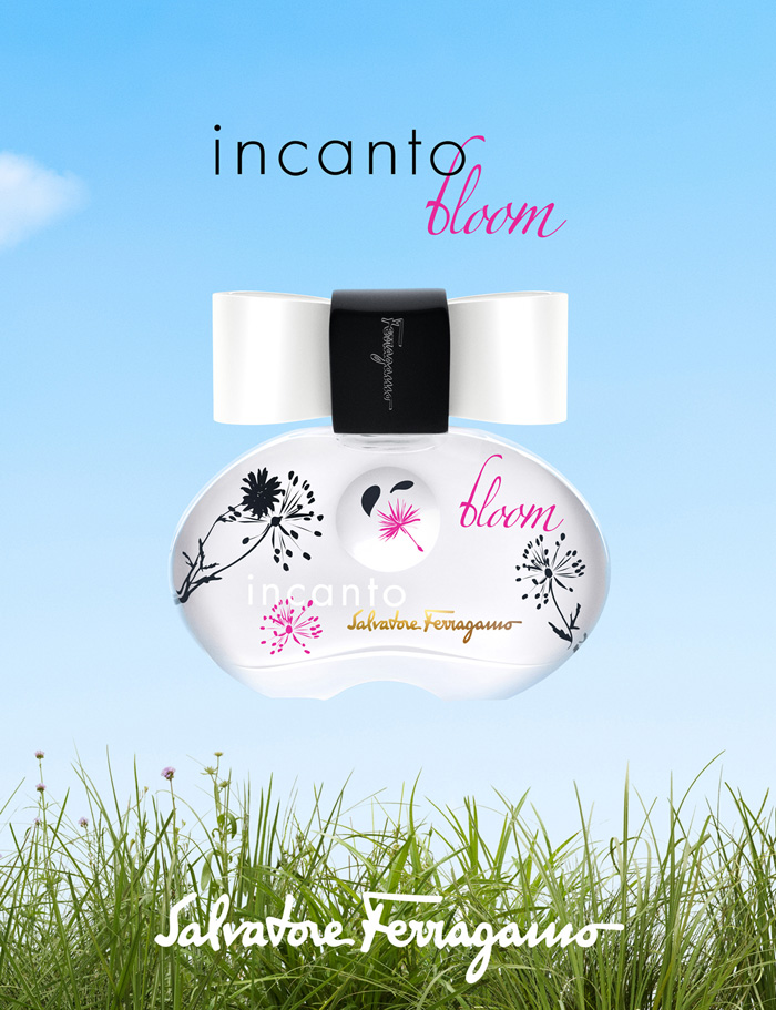 Incanto Bloom Salvatore Ferragamo perfume - a fragrance for women 2010