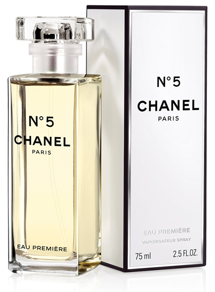 chanel n 5 eau premiere chanel perfume una fragancia para mujeres 2007. Black Bedroom Furniture Sets. Home Design Ideas