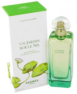Un jardin sur le nil herm s perfume una fragancia para for Jardin du nil red wine