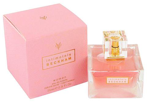 intimately beckham perfume