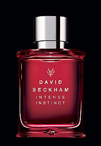 Intense instinct david beckham cologne a fragrance for for David beckham perfume