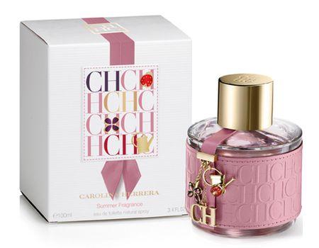 carolina herrera perfume rosa