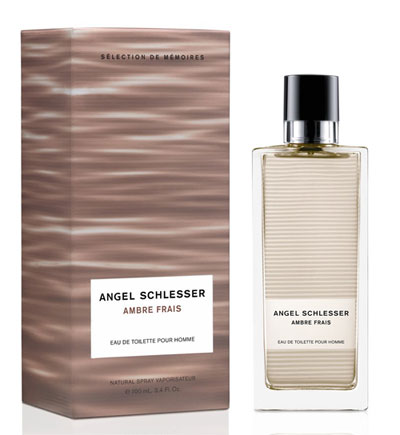 ambre frais homme angel schlesser cologne un parfum pour homme 2009. Black Bedroom Furniture Sets. Home Design Ideas