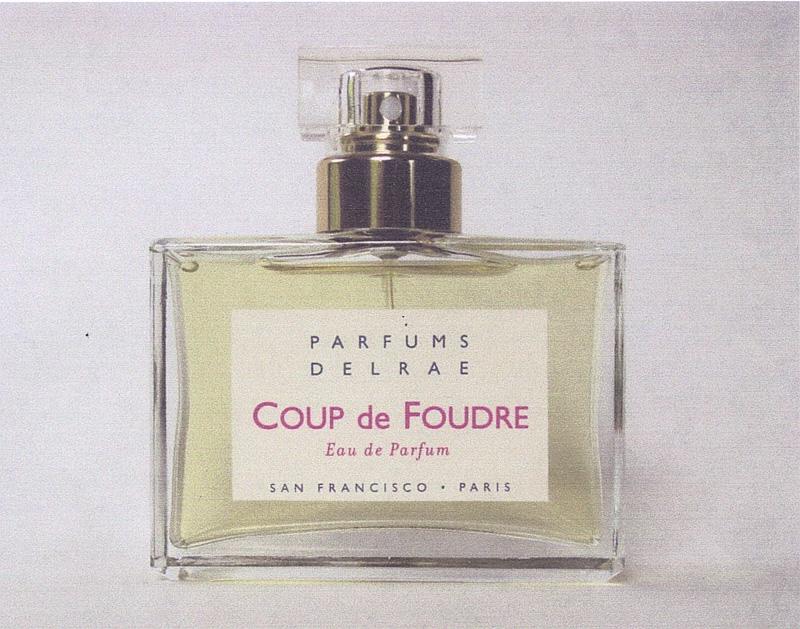 Coup de foudre parfums delrae perfume a fragrance for women 2010 - Coup de foudre reciproque ...