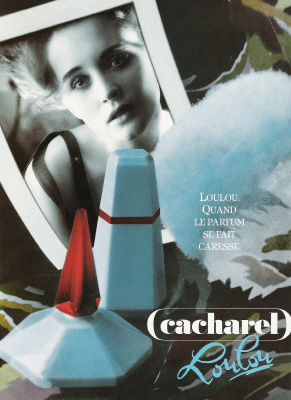 loulou cacharel perfume a fragrance for women 1987