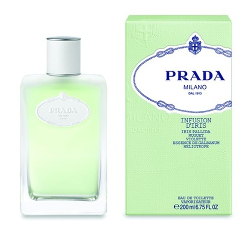 Infusion d iris eau de toilette prada una fragranza da donna 2010 - Foto de toilette ...