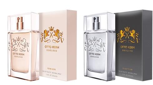 egoluxe feminin otto kern parfum ein es parfum f r frauen 2010. Black Bedroom Furniture Sets. Home Design Ideas