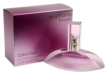 calvin klein blossom perfume