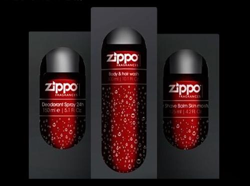 Zippo Fragrance Logo