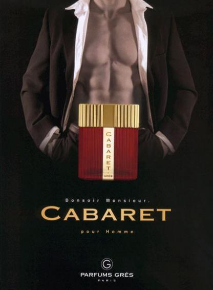 Cabaret Pour Homme Gres colônia - a fragrância Masculino 2004