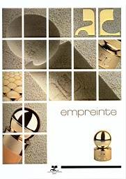 empreinte courreges perfume una fragancia para mujeres 1970. Black Bedroom Furniture Sets. Home Design Ideas