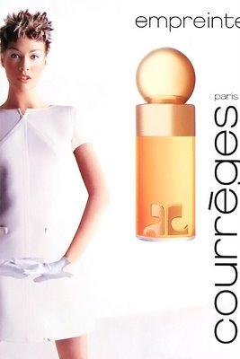 empreinte courreges perfume a fragr ncia feminino 1970. Black Bedroom Furniture Sets. Home Design Ideas