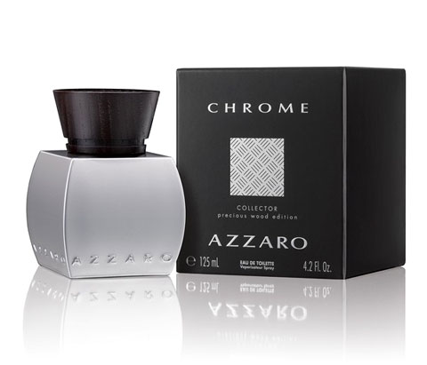 Chrome bois precieux azzaro cologne a fragrance for men 2010 for Chrome azzaro perfume