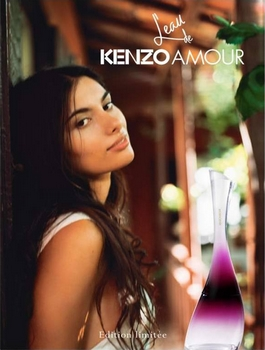 l eau de kenzo amour kenzo perfume a fragrance for women 2011. Black Bedroom Furniture Sets. Home Design Ideas