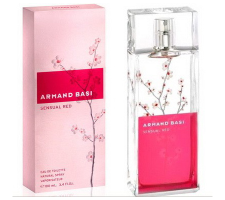 armand basi in red perfume