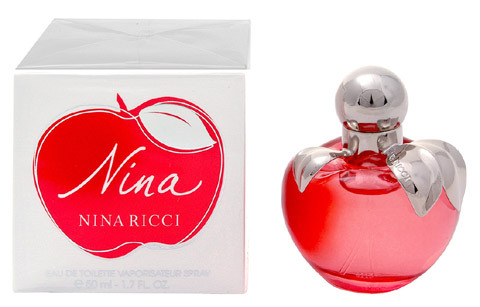 nina nina ricci parfum een geur voor dames 2006. Black Bedroom Furniture Sets. Home Design Ideas
