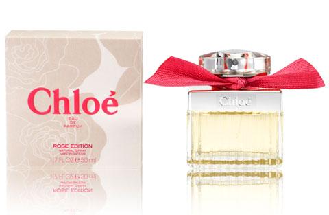 chloe perfume rose