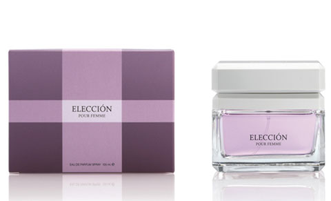 perfume eleccion