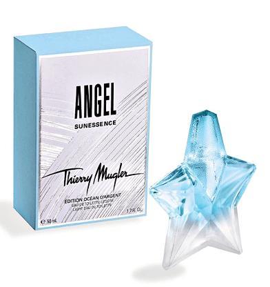angel sunessence ocean d 39 argent mugler perfume a. Black Bedroom Furniture Sets. Home Design Ideas