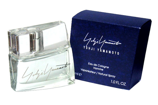 yohji yamamoto perfume