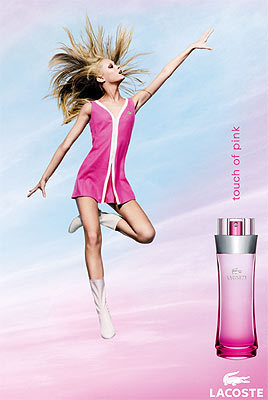 Touch of Pink Lacoste Fragrances perfume - a fragrance for