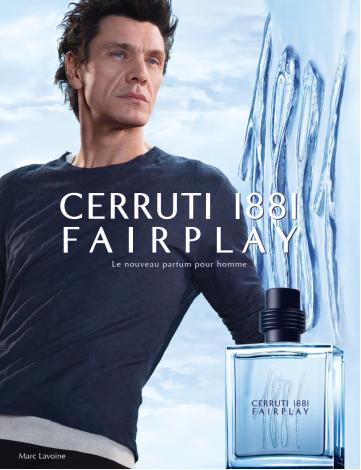 CERRUTI1881 FAIR PLAY