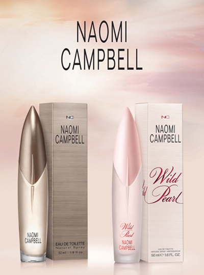 naomi campbell wild pearl naomi campbell perfume a. Black Bedroom Furniture Sets. Home Design Ideas