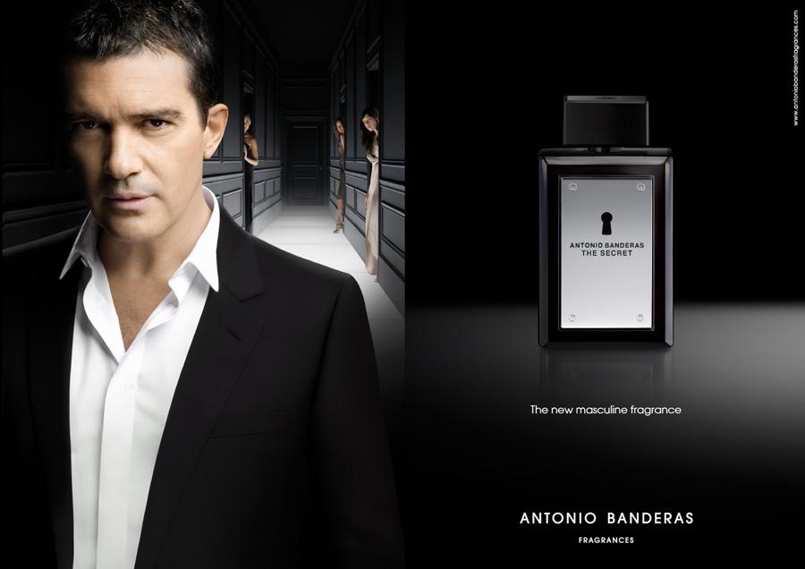 Antonio Banderas: The Secret Antonio Banderas Cologne