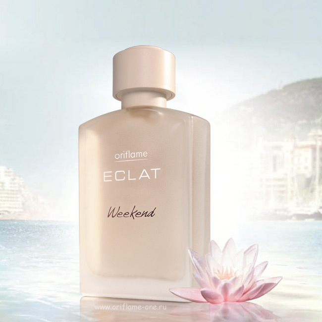Eclat Weekend Oriflame Perfume A Fragrance For Women 2011