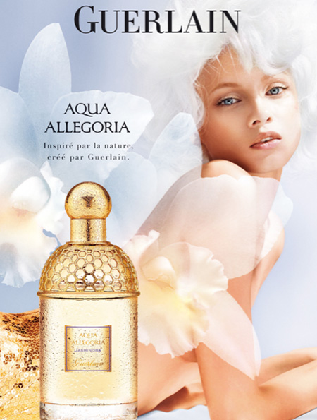 aqua allegoria jasminora guerlain perfume a fragrance for women 2011. Black Bedroom Furniture Sets. Home Design Ideas