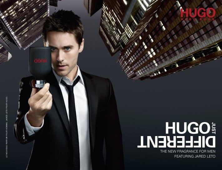 hugo just different hugo boss cologne a fragrance for men 2011. Black Bedroom Furniture Sets. Home Design Ideas