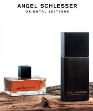 angel schlesser oriental edition ii angel schlesser parfum un parfum pour femme 2009. Black Bedroom Furniture Sets. Home Design Ideas