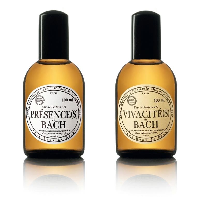 presence s de bach les fleurs de bach perfume a. Black Bedroom Furniture Sets. Home Design Ideas