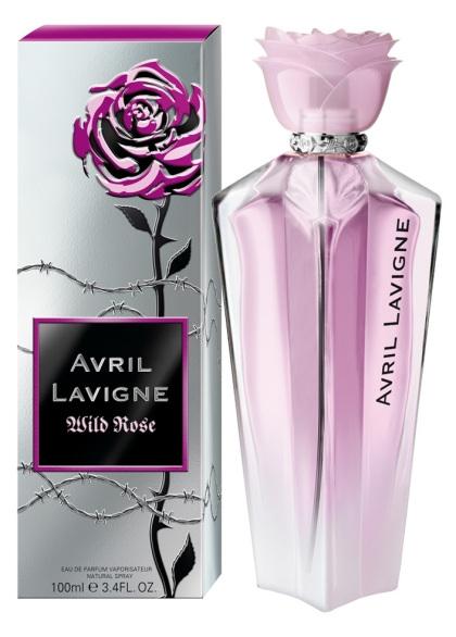 wild rose avril lavigne perfume a fragrance for women 2011