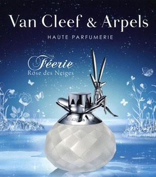 feerie rose des neiges van cleef arpels perfume a fragrance for women 2011. Black Bedroom Furniture Sets. Home Design Ideas