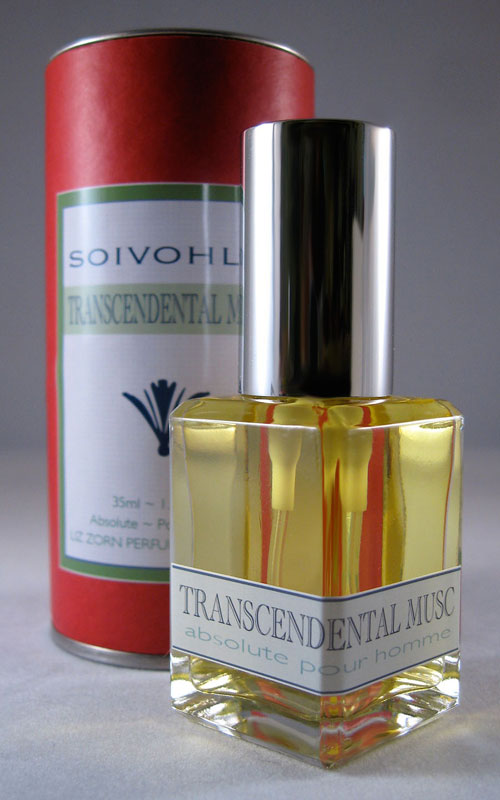 transcendental musc soivohle cologne un parfum pour homme 2011. Black Bedroom Furniture Sets. Home Design Ideas