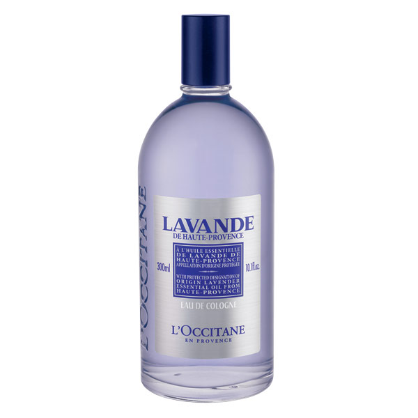 lavender eau de cologne l occitane en provence perfume a fragrance for women and men 2011. Black Bedroom Furniture Sets. Home Design Ideas