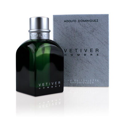 vetiver hombre adolfo dominguez colonia una fragancia